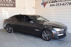 2010 BMW 750 Li xDrive For Sale call 214-431-3337