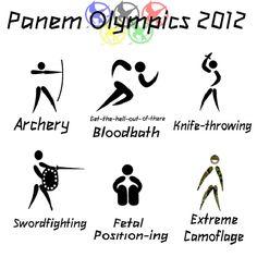 Panem Olympics?