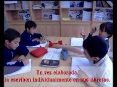 Trabajo cooperativo - 2º de primaria - Colegio Llaüt