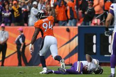 Denver Broncos vs. Oakland Raiders Inactives: Ware and Williams are active - Mile High Report