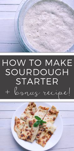 Come learn why sourdough starter is awesome, how to make it, and what to do with it! Sourdough Pancakes, Sourdough Recipes, Sourdough Bread, Natural Living, Simple Living, Save On Foods, Flatbread Recipes, Fermented Foods, No Cook Meals