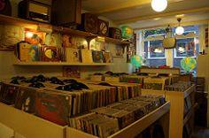 Flesch Records & Books - Amsterdam / NL