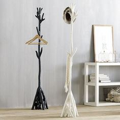 West Elm offers modern furniture and home decor featuring inspiring designs and colors. Create a stylish space with home accessories from West Elm. Tree Coat Rack, Coat Tree, Coat Racks, Do It Yourself Inspiration, Deco Nature, Room Decor, Wall Decor, Wall Art, Tree Branches