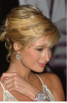 short hair updos - Google Search
