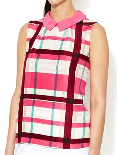 Fremont Peter Pan Collar Top by kate spade new york at Gilt