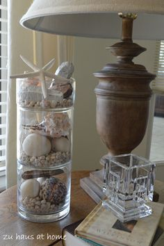 Turn Your Home into a Summer Beach Bungalow with These Fun Ideas. | Crafts a la mode