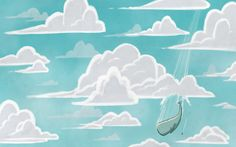 cartoon whale illustration digital art The Hitchhiker's Guide to the Galaxy Grey Red Wallpaper, Cover Wallpaper, Cloud Wallpaper, 1080p Wallpaper, Original Wallpaper, Watercolor Blue Background, Watercolor Flowers, Watercolor Wallpaper, Cartoon Whale
