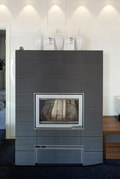 Wood Heaters, Wood Fuel, Nordic Style, Stoves, Plumbing, Architecture Design, House Ideas, Rain, Home Appliances
