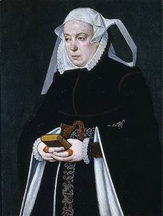 A Woman, ca.  1560-1570 (Barthel Bruyn the Younger) (1530-1610) St. Louis Art Museum, MO  9:1915