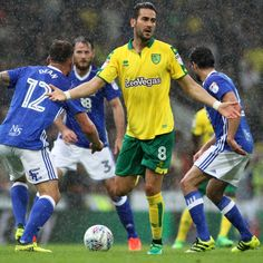 After a season that veered from one extreme to the other – much like his hair colour – MICHAEL BAILEY gives Mario Vrancic's debut Norwich City campaign the once-over, in our latest end of term report card