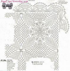 Салфетки-покрывала - Aypelia - Álbuns da web do Picasa