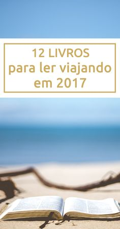 Livros para 2017.