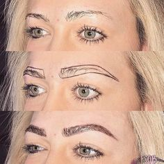 This eyebrow transformations are everything ���� • • • [#makeup #highlight #goals #eyebrows #eyes #girl #glitter #tumblr #cute #lashes #fashion #style #like4like #likeforlike #freckles #fauxfreckles #smile #friends #selenagomez #arianagrande #brows #browneyes #goodnight #jewelry #gold #glam #ootd  #fulllips #skin #rose ] http://ameritrustshield.com/ipost/1544426481533760561/?code=BVu57PFhrQx