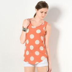 Buy 'YesStyle Z – Sleeveless Polka Dot Chiffon Top' with Free Shipping at YesStyle.co.uk. Browse and shop for thousands of Asian fashion items from Hong Kong and more!