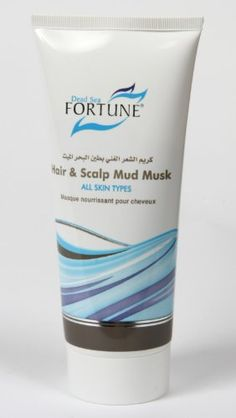 FORTUNE Dead Sea Hair and Scalp Mud Mask Cream: Intensive Mineral Treatment for Irritated Flaky Scalp, Damaged Hair, Dandruff  200ml has been published at http://beauty-skincare-supplies.co.uk/fortune-dead-sea-hair-and-scalp-mud-mask-cream-intensive-mineral-treatment-for-irritated-flaky-scalp-damaged-hair-dandruff-200ml/