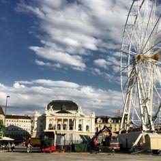 Opera Zurich almost ready for Züri Fäscht this weekend #zürifäscht #sechseläutenplatz #swiss #switzerland #zurich #zürich #zuerich  M Y  H A S H T A G :: #pdeleonardis C O P Y R I G H T :: @pdeleonardis C A M E R A :: iPhone6  #visitzurich #ourregionzurich #Zuerich_ch #igerzurich #Züri #zurich_switzerland #ig_switzerland #visitswitzerland #ig_europe #wu_switzerland #igerswiss #swiss_lifestyle #aboutswiss #sbbcffffs #ig_swiss #amazingswitzerland #loves_switzerland #switzerland_vacations…