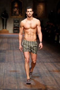 fb42155ff7 Dolce&Gabbana Men's Fall/Winter 2014/2015. Fall Winter 2014Swimwear ...