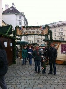 Vienna Christmas Market Reviews Part Two
