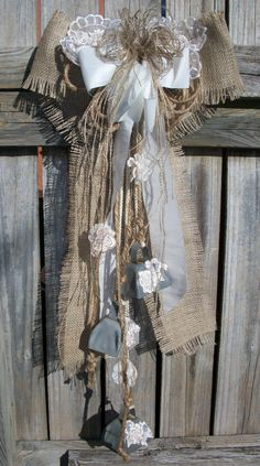 Wedding Bride Country Wedding Decor by BlissfulBashfulBride, $59.00