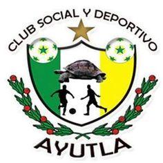 Deportivo Ayutla (San Marcos, Guatemala) #DeportivoAyutla #SanMarcos #Guatemala (L13568) Football Team Logos, Football Soccer, Soccer World, Ferrari Logo, Badges, Football Equipment, Sporty, Madness, Caribbean