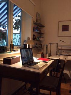 Heidi Kennedy Skjerves studio i Monrads gate.