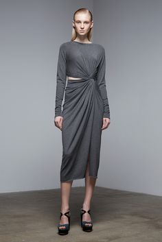 Donna Karan - Pre-Fall 2015 - Look 22 of 37