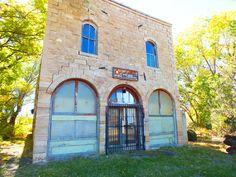 The Folsom Hotel, Folsom, New Mexico.
