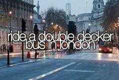 London please!