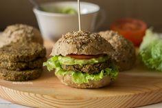 Receita de hambúrguer de vegetais e feijão branco, vegan, fácil de fazer e simplesmente deliciosos, perfeitos para comer no pão ou no prato.