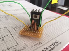 Power regulation circuit to step 12v from a lithium battery down to 8v to power multiple Arduinos