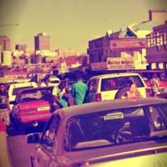 #Fordsburg Johannesburg street scene on a Saturday afternoon