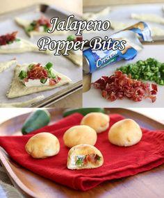 Jalapeno Popper Bites by Thinkarete, via Flickr