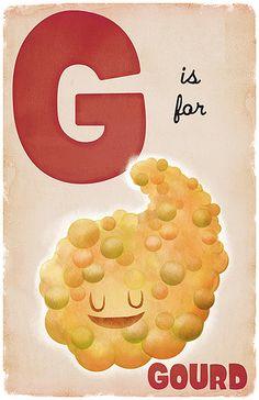 G is for Gourd by dpsullivan, via Flickr