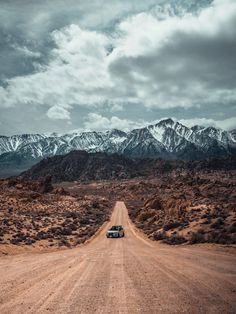 Movie Road (Alabama Hills, California) by Cody Saunders