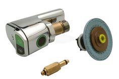 Zurn ZRK-C-1.6-DF RetroFlush Retrofit Kit with Sensor Dual Flush Feature for Closet Flush Valves