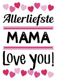 Mama Quotes, Little Pigs, Happy Birthday Cards, Best Friends, Love You, Mom, Words, Dutch, Chelsea