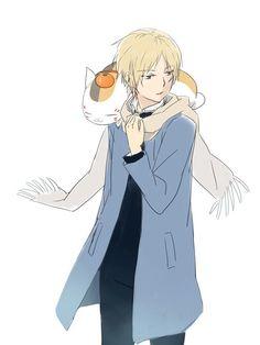 Natsume Yuujinchou (Natsume's Book Of Friends ) - Yuki Midorikawa - Image - Zerochan Anime Image Board Manga Boy, Manga Anime, Anime Art, Anime Drawings Sketches, Cute Drawings, Me Me Me Anime, Anime Guys, Natsume Takashi, Hotarubi No Mori