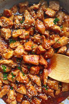 Homemade Teriyaki Chicken, Teriyaki Chicken Bowl Recipe, Chicken Rice Recipes, Chicken Rice Bowls, Teriyaki Sauce, Teriyaki Chicken With Rice, Soy Sauce, Chicken And Rice Crockpot, Teriyaki Chicken Casserole