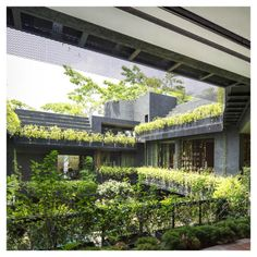 STYLE TABOO. Chang Architects - Cornwall Gardens Residence [Singapore, 2014]