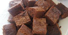 Devilish Chocolate Brownies