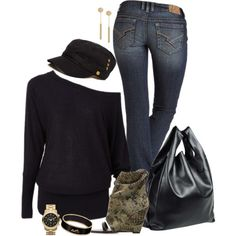 Top it off..., created by lbite1 on Polyvore
