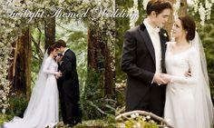 twilight wedding | Twilight Wedding Theme