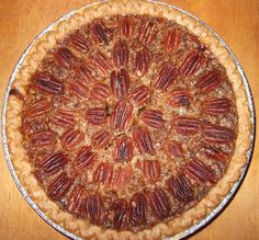 Guy Fieri's Southern Pecan Pie