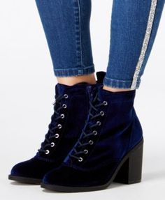 Tinseltown Juniors' Glitter-Stripe Skinny Jeans - Black 15
