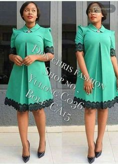 See Millions of Latest Ankara styles, Aso ebi lace designs stylish women are wearing to parties , work and weddings in Nigeria on Latest African Fashion Dresses, African Dresses For Women, African Print Dresses, African Print Fashion, Africa Fashion, African Attire, African Wear, Ankara Short Gown Styles, Short Gowns