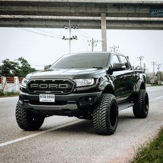 Ford Ranger Truck, Ranger 4x4, Ford Ranger Raptor, 2019 Ford Ranger, Ford Pickup Trucks, Jeep Pickup, Ford Raptor, Jeep Truck, 4x4 Trucks