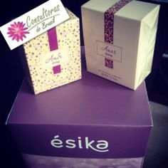 Presenteie sua mãe com perfumes da Esika. Fale com uma consultora Belcorp, uma empresa que veio pra ficar. #consultorasdobrasil #belcorp #esika