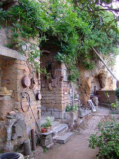 Civita di Bagnoregio ,Italy