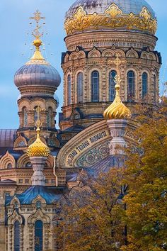 Metochion of Optina Monastery - Saint Petersburg, Russia Places Around The World, Oh The Places You'll Go, Places To Travel, Places To Visit, Around The Worlds, Russian Architecture, Church Architecture, Wonderful Places, Beautiful Places
