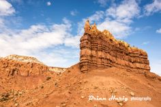 #Ojitos #De #Los #Gatos - #New #Mexico Just to the north of #Abiquiu #Reservoir in northern New Mexico is this stunning #red #rock formation. #landscape #nature #assignment #travel #photographer #photography #photo #photos #photog #amazing #beauty #picsart #fine #art #travelboldly #natgeo